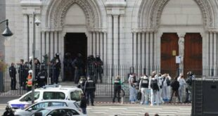 Ница: Исламски терориста пореклом из Туниса одсекао хришћанки главу у сред цркве и убио још двоје људи