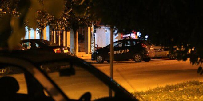 Кренула Вучићева борба против мафије: Бачена бомба на полицијску станицу у Србобрану