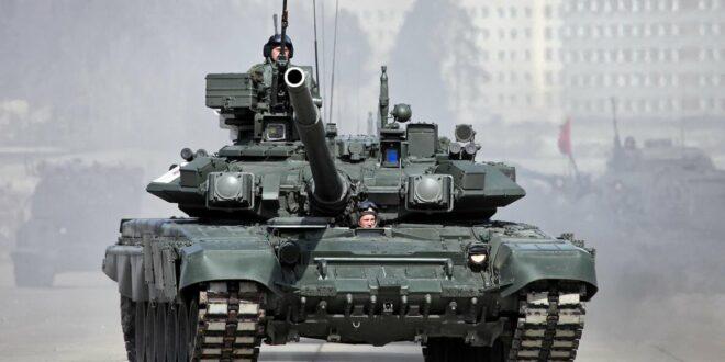 Стигла прва испорука поклоњених руских тенкова у Србију