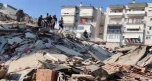 Разоран земљотрес у Грчкој и Турској, цунами потопио турски град Измир (видео)