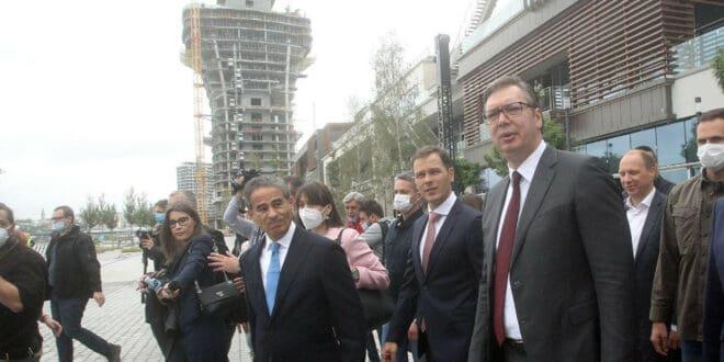 Београд на води је пројекат од кога користи имају само Вучић и његова лоповска банда