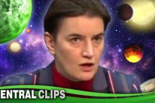 Ана Брнабић зове ПРОРОKА: Ана је са друге планете! (видео)