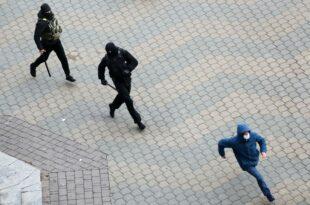 Белорусија: Масовни протести у Минску и другим градовима, полиција ухапсила најмање 380 особа