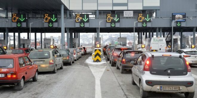 Србија: Цене путарине ће бити виша за пет до шест одсто