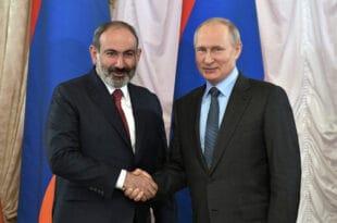 Чланица ОДКБ-а Јерменија је капитулирала!
