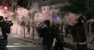 НАРОД ПРОТИВ КОРОНА ТИРАНИЈЕ Жестоки протести широм Шпаније (видео)