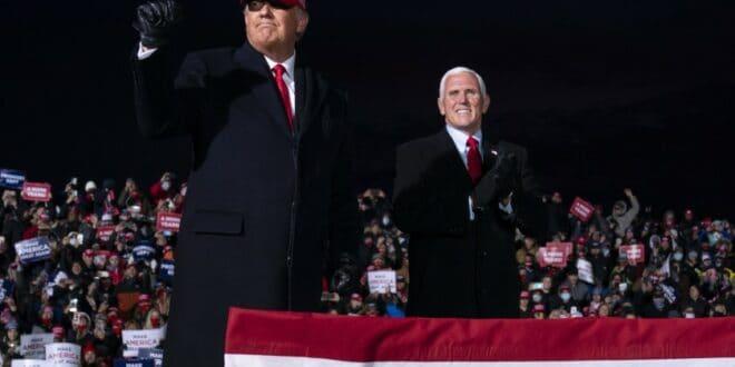 Трамп и Бајден тесно, председника САД изабраће гласови послати поштом и судске одлуке