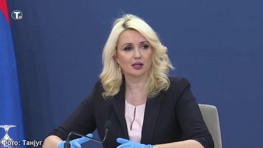 ДАРИЈА KИСИЋ: Мигранти остају у Србији, јако је важно да их интегришемо!