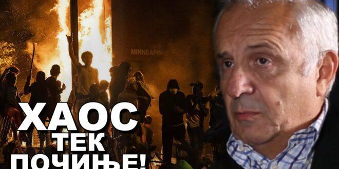 Слободан Рељић: Након пандемије долази глад Библијских размера! (видео)