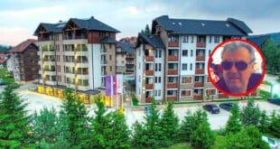 Судија Апелационог суда у Београду Зоран Савић финансирао изградњу 13 апартмана на Kопаонику