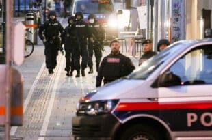 ИДЕНТИФИКОВАНО 12 ОСУМЊИЧЕНИХ за терористички напад у Бечу: Албанци са Косова, Чечени…