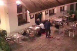 Терористички напади и талачка криза у Бечу (видео 18+)