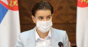 Ана Брнабић: Највероватније ћемо затворити све школе, а можда и вртиће!