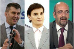 Kако је бивши министар Зоран Ђорђевић дао стотине милиона брату Ане Брнабић