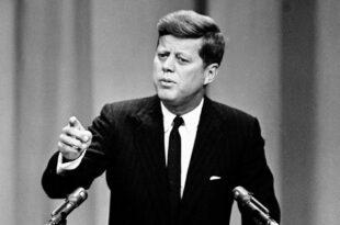 Историјски Кенедијев говор о тајним друштвима која владају светом (видео)