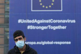 ЕУ увезла на десетине милиона милиона неисправних маски
