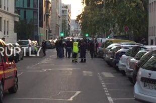Лион: Исламски терористи упуцали православног свештеника док је закључавао цркву (видео)
