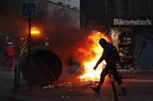 Јуче је широм Европе дошло до жестоких немира због антиковид мера и тоталитарних закона (видео)