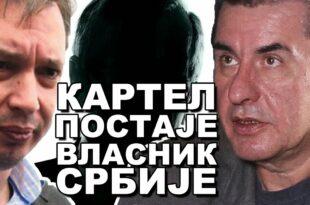Предраг Поповић: Један човек је консељере и Мила и Вучића, обојицу их води у пропаст! (видео)