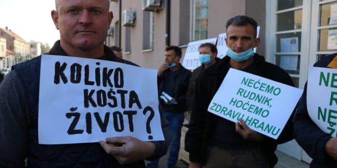 Незадовољни грађани Србије све гласнији против инвестиције Рио Тинта у рудник јадарита