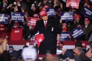 Трамп у финишу кампање упозорава на могућност постизборног насиља