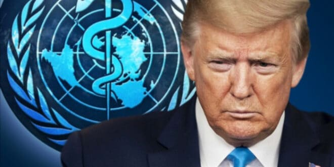 Америка и званично предала документа за напуштање Светске здравствене организације