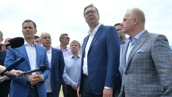 На реду је Александар Вучић и његов картел
