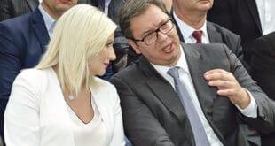 Вучић преко Зоране Михајловић поново отворено саботира изградњу гасовода кроз Србију