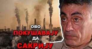 Није више могао да ћути! Ево шта удишу грађани Србије! (видео)