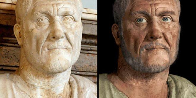 Див, римски цар: Максимин Трачанин (рођен око 173, владао 235–238)