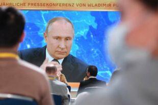Путин Западу: Зашто мислите да смо будале?