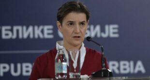 Ана Брнабић: Епидемиолошка ситуација се компликује, инсистираћемо на увођењу ковид пропусница