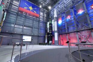"""Руска хиперсонична ракета """"Авангард"""" први пут показана изблиза (видео)"""