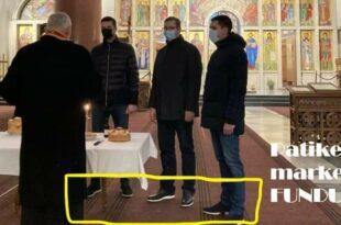 """Вучић, бата Андреј и """"мали"""" Данило носе исте патике као Тачи и Рама – цена 600$ (фото)"""