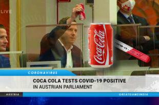 Аустријски посланик доказао да тестови могу показати да је и Coca-Cola позитивна на корону