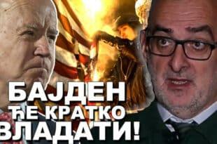 """БАЈДЕН ЋЕ КРАТКО ВЛАДАТИ! """"Чим је Путин честитао Бајдену, Русија сматра да је то готова ствар, али…"""" (ВИДЕО)"""
