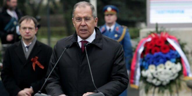 Лавров у Београду поручио да се Русија залаже за поштовање Резолуције 1244 и Дејтонског споразума
