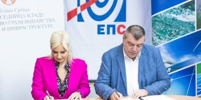 Зорана Михајловић по налогу напредних економских убица почела да комада ЕПС!