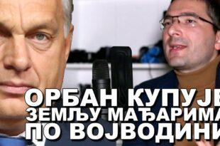 Мирослав Паровић: Вучићева Србија је проститутка целог света, ово је све луђе и луђе! (видео)