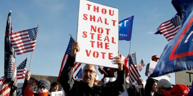 Трампов изборни штаб затражио од Врховног суда САД да поништи изборе у Пенсилванији