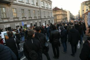 Почео велики протест предузетника, очекујте гужве у центру Београда
