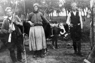 Роса Пантић, из села Лазаревац код Блаца, јунак Топличког устанка 1917.године