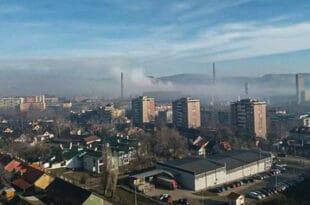 ПОТРОВАШЕ СЕ: У Бору измеренa 12 пута већа загађеност ваздуха неголи у Београду!
