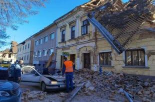 Разоран земљотрес у Хрватској: Петриња у рушевинама, погинуло дете (видео)