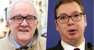 Михаило Меденица: Чега сте ви председници, несрећни Вучићу и Костићу?!