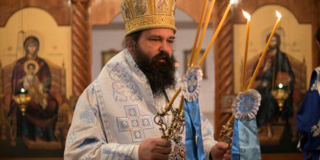 Хорепископ липљански и ужички Г.Г. Ксенофонт изабран за новог Епископа рашко-призренског у егзилу