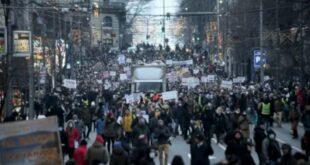 Јуче одржан протест фриленсера у Београду: Шаљу нам решења и ћуте (видео)