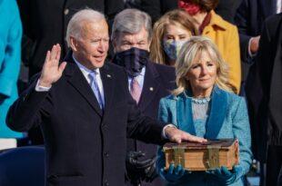 Џо Бајден положио заклетву и постао 46. председник САД