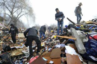 Хрватски Црвени криж не жели помоћи Србима страдалим у земљотресу (видео)