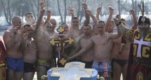 Бог се јави! Пливање за Часни крст широм Србије, Црне Горе и РС (видео, фото)